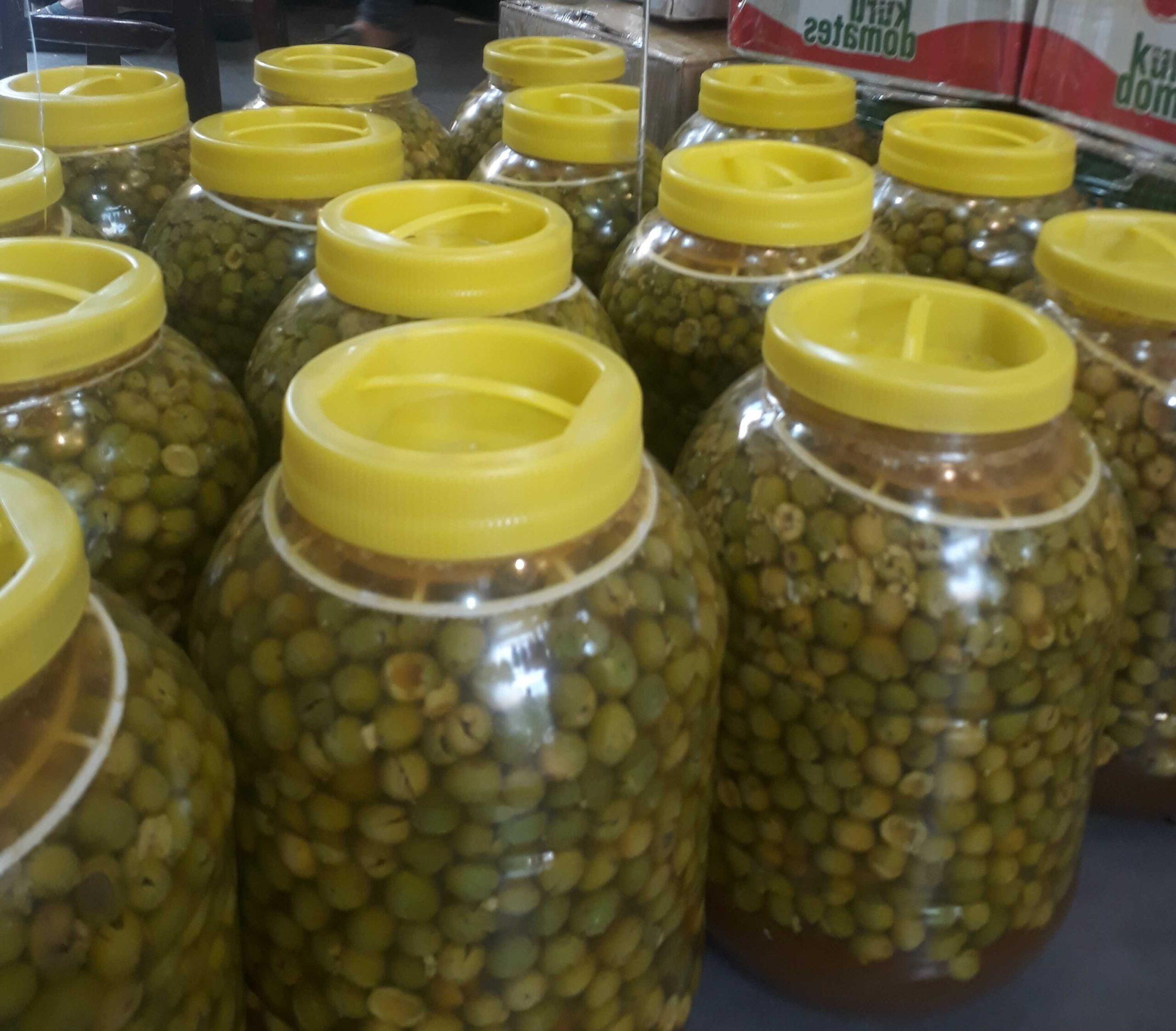 Yeşil Zeytin Salamura Fiyatları (5kg Depmede)