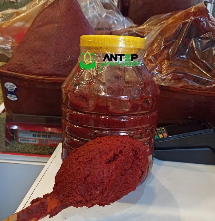 Antep Biber salçası 5 kg (Acı)