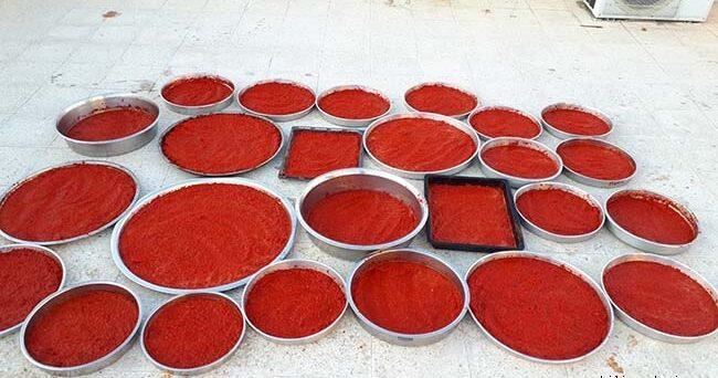 domates biber salçası