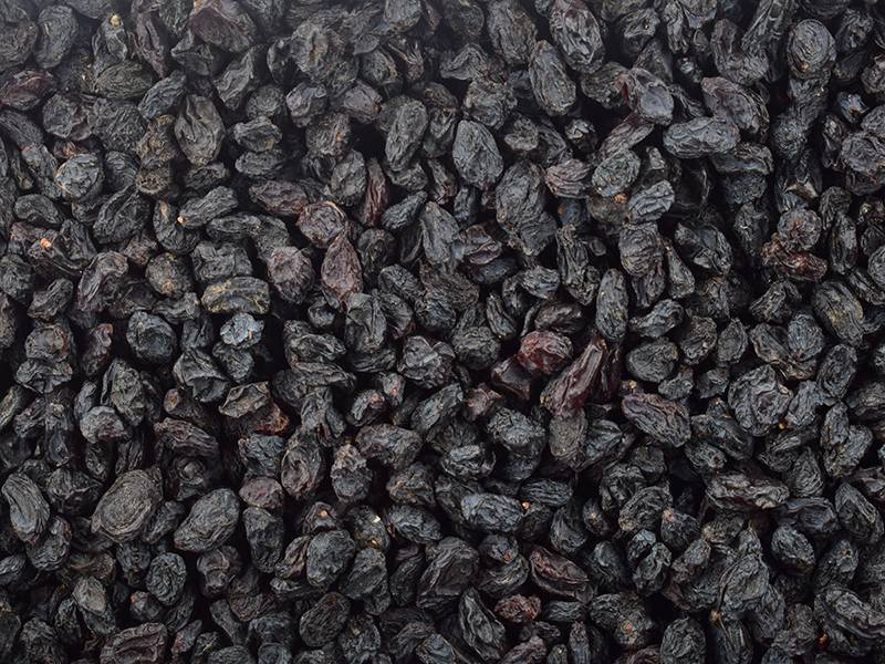 Siyah Kuru Üzüm 500 gr