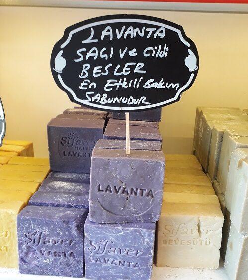 Lavanta Sabunu (Besleyici bakım)