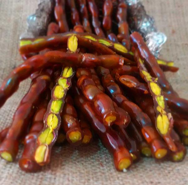 Fıstıklı Sucuk (Kaliteli) 500 gr