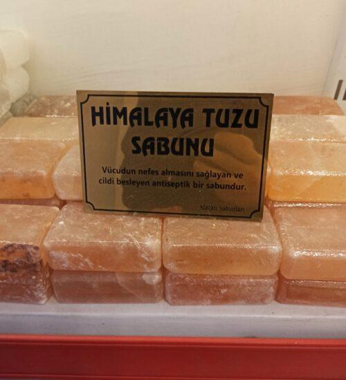 himalaya tuzu sabunu