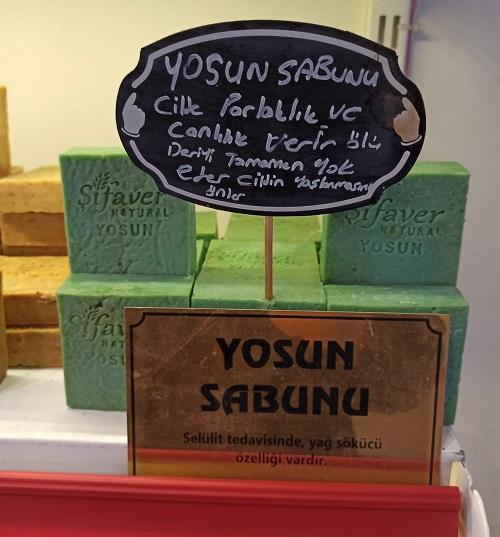 yosun sabunu