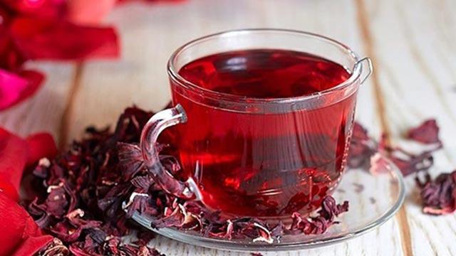 hibisküs çayı
